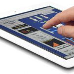 TRANSPARA touch screen